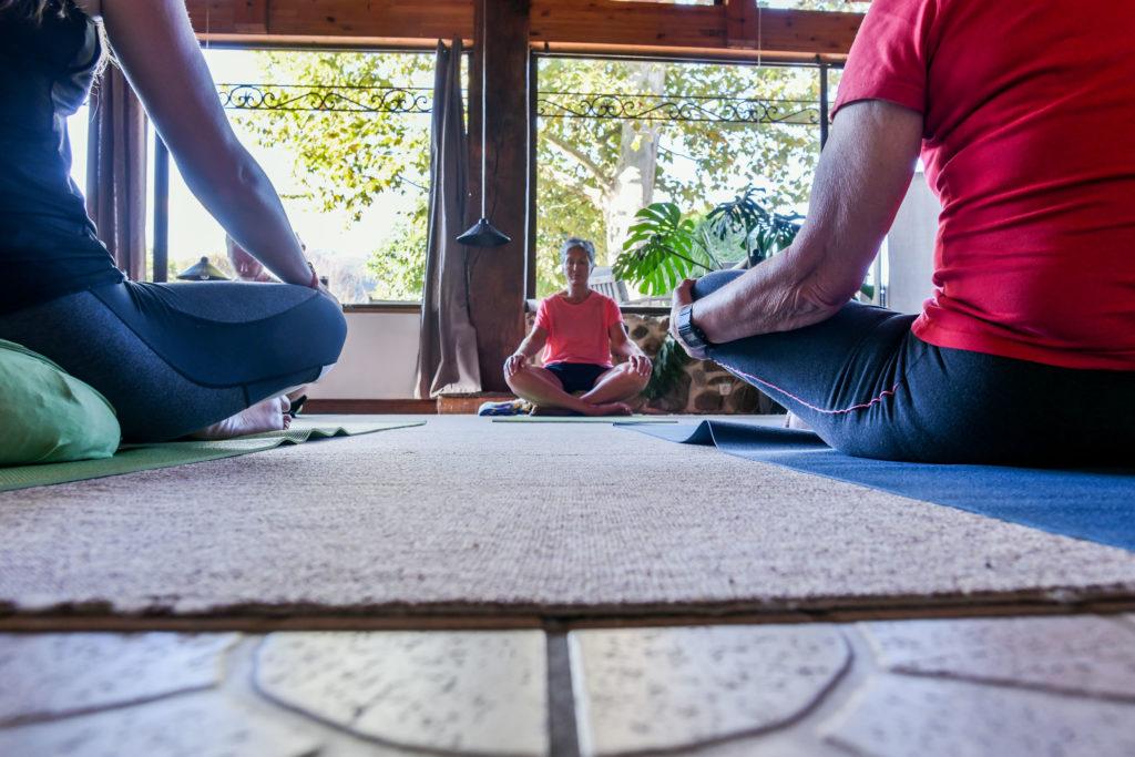 stage yoga rando