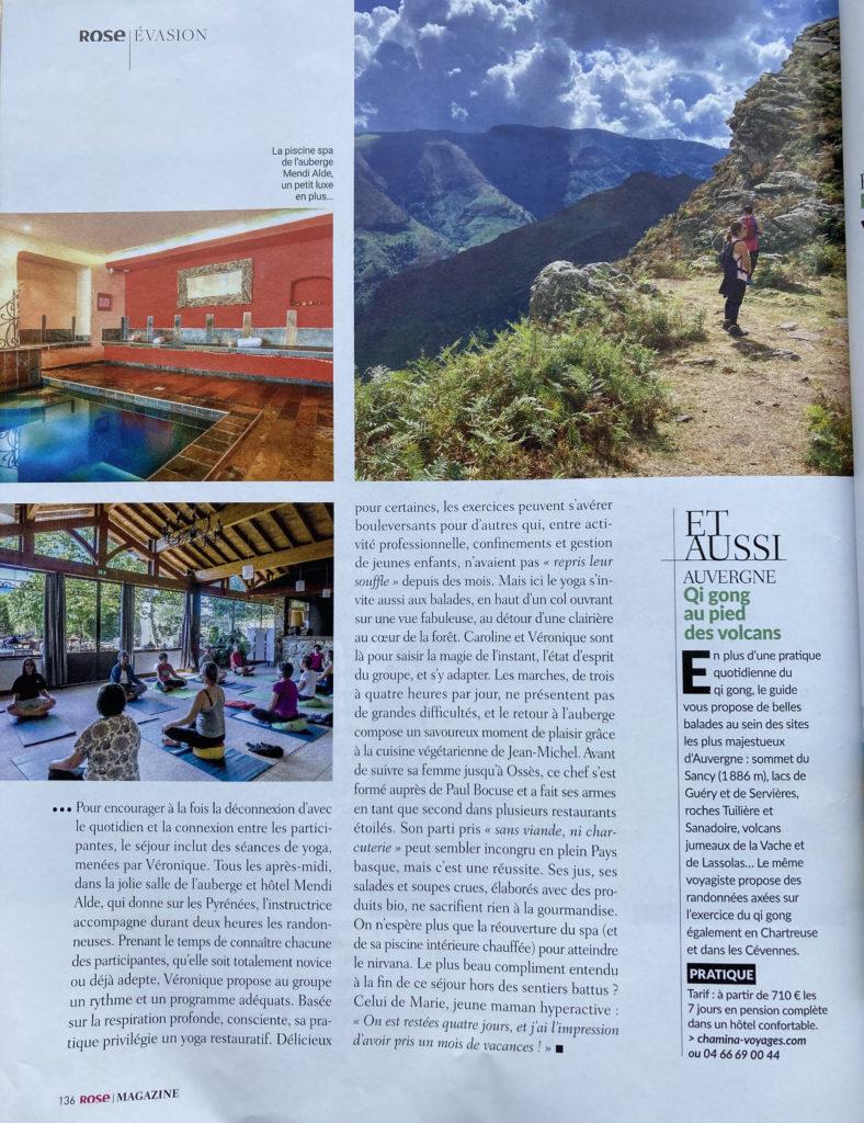 article rose magazine